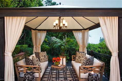 patio gazebo chandelier gazebo for small backyard more