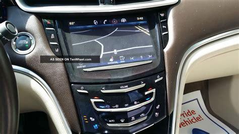 cadillac xts luxury sedan  door