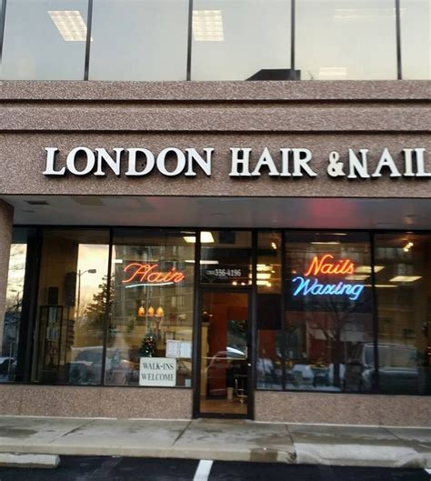 Tracyhairandnailssalon has the lowest google pagerank and bad results in terms of yandex topical citation index. London Hair & Nail Salon - Nail Salons - McLean, VA ...