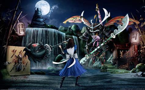 video games alice madness returns alice alice