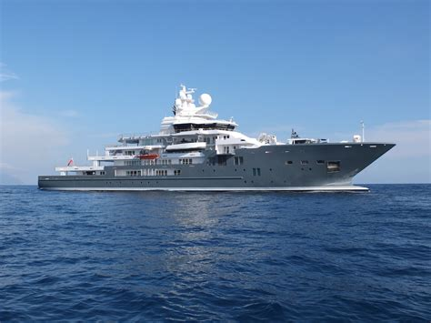Yacht Andromeda by Ecco Il Mega Yacht Andromeda In Rada A Genova