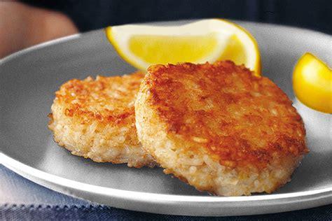 amazin crab rice cakes kraft recipes