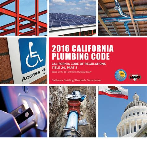 california plumbing code plumbing code construction book express