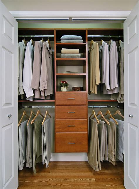 Cool Closet Ideas For Small Bedrooms Spacesaving