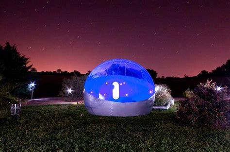 chambre bulle paca chambre bulle les chambres bulles du château belvize