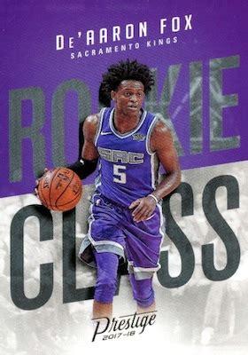 panini prestige basketball checklist nba set info