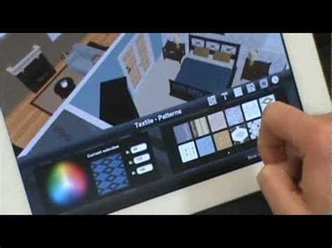 room planner ipad home design app  chief architect youtube