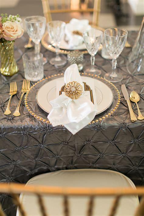 art deco wedding inspiration glamour grace