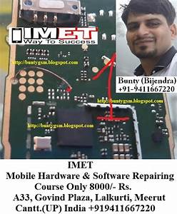 Nokia 105 Rm-1134 8  9 Keys Not Working Problem Solution Jumper
