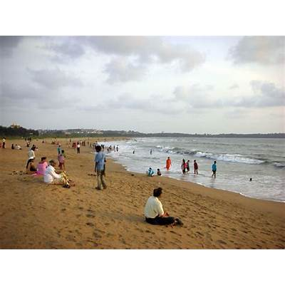Miramar Beach - Golden Goa