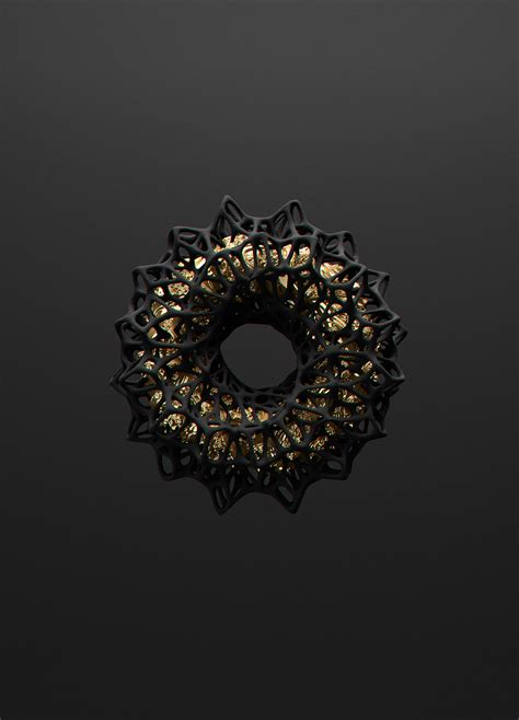 Gold Schwarz by All Black But Gold On Behance