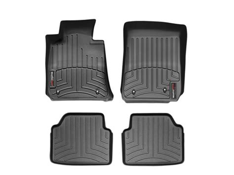 weathertech floor mats black friday 2015 mustang weathertech front rear digitalfit 174 floor mats black 44699 1 2