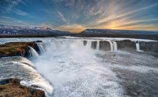 the land of waterfalls iceland world for travel