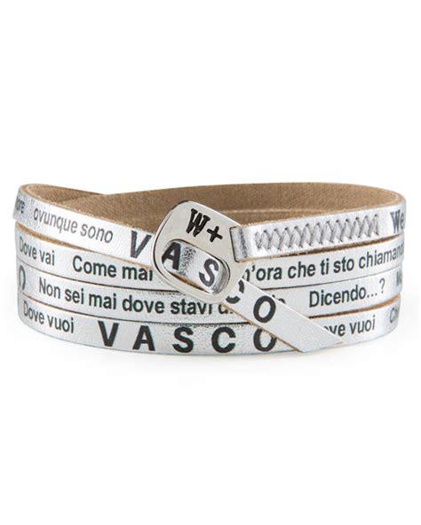 Le Più Frasi Di Vasco by Bracciali Con Frasi Di Vasco Gioielli Con Diamanti Popolari