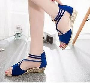 Pics For > Ladies Flat Sandals With Price