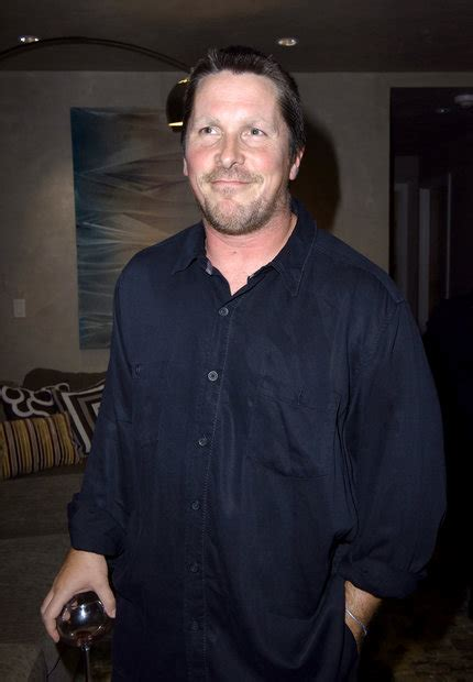 Christian Bale Ate Pie Gain Weight For Dick Cheney