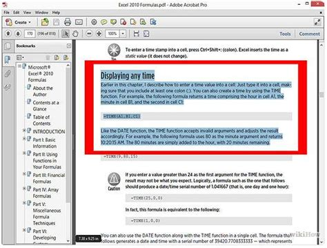 how to copy and paste text and images from pdf into a new file
