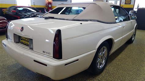 convertible 2002 cadillac used cars 2002 cadillac eldorado convertible for 73122 mcg