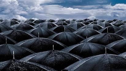 Rain Wallpapers Rainy Definition Umbrella Desktop Raining