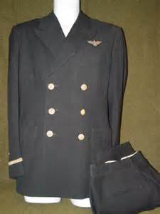 WWII US Navy Dress Uniform