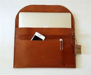 113939 133939 153939macbook sleevegenuine leather macbook case With leather document sleeve