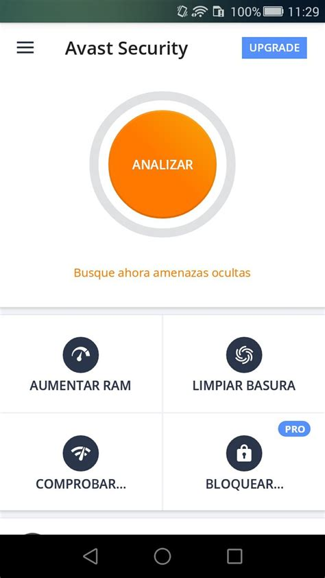 mobile antivirus avast descargar avast mobile security antivirus gratis 2018