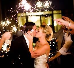 sparklers at wedding sparklers the original wedding sparklers company