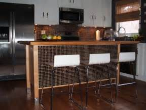 kitchen island ideas ikea varde island with mosaic front panel ikea hackers ikea hackers