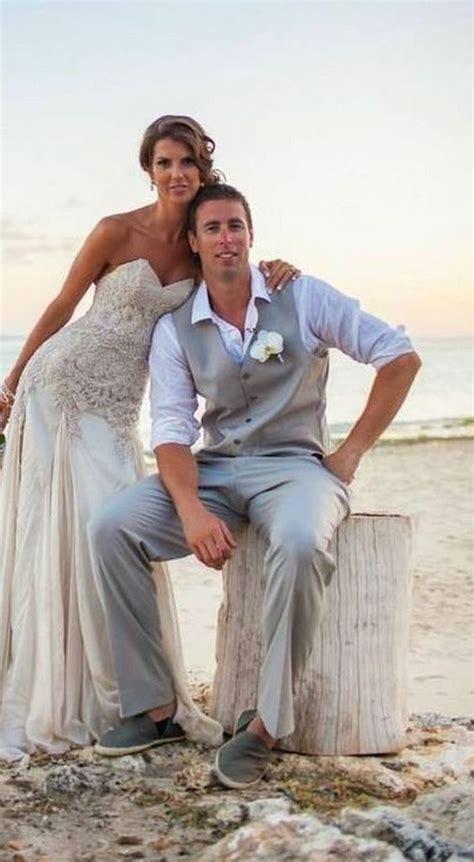 beach wedding groom attire ideas page    puff