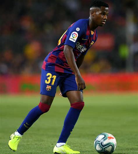 barcelonas latest starlet ansu fati rediff sports