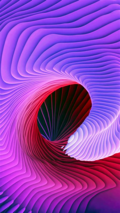 3d Wallpaper Live Hd by Wallpaper Waves Spiral 3d Colorful Hd Abstract 1320