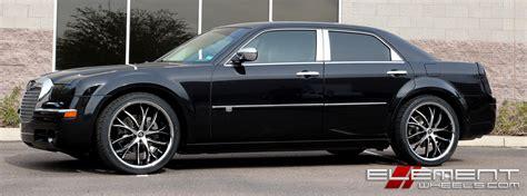 Chrome Rims For Chrysler 300 by Chrysler 300 Wheels Custom And Tire Packages