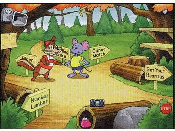 reader rabbit kindergarten version 717 | reader rabbit kindergarten game