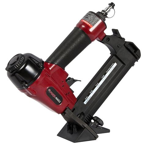 Hardwood Floor Nailer Home Depot by Porta Nails Portamatic Elevator 18 Adjustable Floor