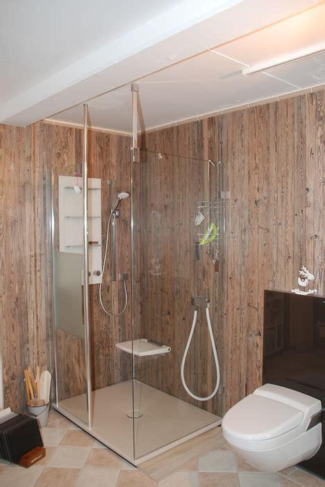 Dusche Wandverkleidung Ohne Fugen by Haus Des Bades Wandverkleidung Ohne Fliesen