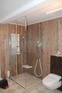 Bodenfliesen Für Dusche : haus des bades wandverkleidung ohne fliesen ~ Michelbontemps.com Haus und Dekorationen