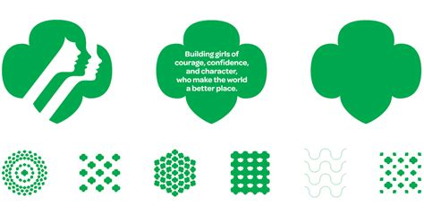 girl scouts logoed