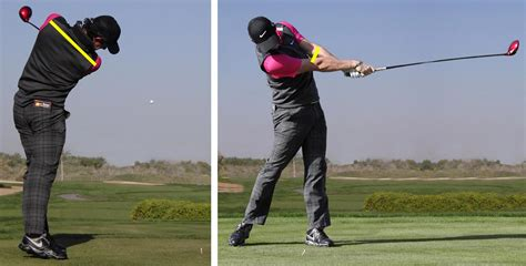 basic golf swing basic golf swing tips 6 follow through to finish