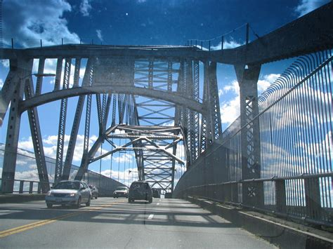 Bridgehuntercom  Sagamore Bridge