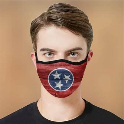 Mask Tennessee Face State Leesilk Boxbox