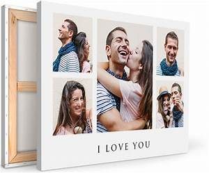 Fotos Als Collage : fotocollage auf leinwand fotocollage ~ Markanthonyermac.com Haus und Dekorationen