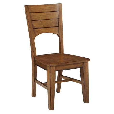 pecan fan back dining side chair free shipping