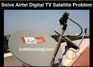 Airtel Digital Tv Satellite Direction Antenna Setting