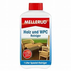 Wpc Reiniger Test : mellerud holz wpc reiniger 1 0 l von g rtner p tschke ~ Lizthompson.info Haus und Dekorationen