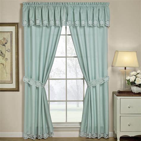 valance bay window 4 tips to decorate beautiful window curtains interior design