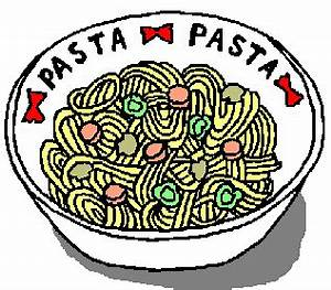 Pasta Graphics and Animated Gifs