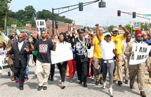Ferguson Police Shooting Riots