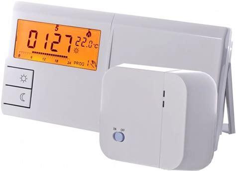 funk thermostat heizkörper funk thermostat funk raumthermostat heizung solar24