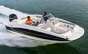 bayliner fully revs its deck boat lineup for 2013 with