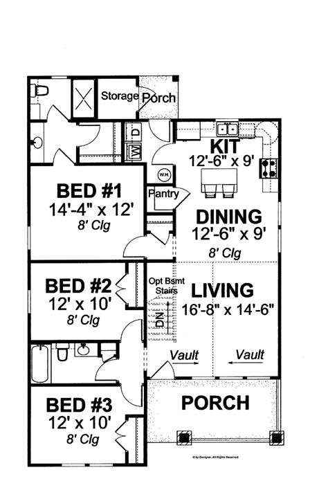 Simple Small House Plans Open Concept Ideas by Small Open Concept House Plans Open Concept Homes Concept